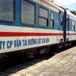 Chạy thêm tàu đi từ Sài Gòn đến Nha Trang và ngược lại trong tháng 10/2020