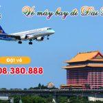 Đại lý bán vé đi Đài Bắc (TPE) Đài Loan tại Hậu Giang