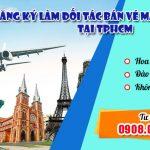 Đăng ký làm đối tác bán phòng vé máy bay cấp 2 Việt Mỹ tại TPHCM