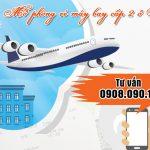 Thủ tục xin làm phòng vé máy bay cấp 2 tại Sài Gòn