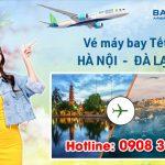 Vé Tết Hà Nội Đà Lạt hãng Bamboo Airways bao nhiêu tiền ?