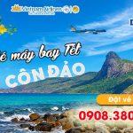 Vietnam Airlines vé Tết đi Côn Đảo bao nhiêu tiền?