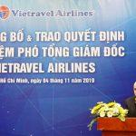 Bổ nhiệm nhân sự cấp cao Vietravel Airlines