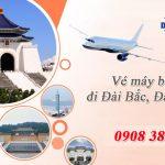 Đại lý bán vé đi Đài Bắc (TPE) Đài Loan tại Ninh Thuận