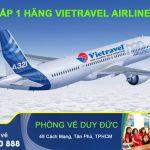 Việt Mỹ đại lý cấp 1 hãng Vietravel Airlines