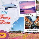Đặt vé máy bay đi Đài Trung (RMQ) Đài Loan tại Kon Tum
