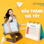Vietnam Airlines ưu đãi giá tốt đầu tháng 12 chỉ từ 69,000 đồng/chiều