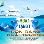 Rộn ràng khai trương – Mua chiều đi tặng chiều về Bamboo Airways
