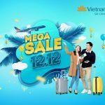 Mega Sale 12-12 Vietnam Airlines