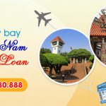 Mua vé đi Đài Nam (TNN) Đài Loan tại Đắk Lắk như thế nào