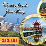 Ở Kiên Giang đặt vé máy bay đi Cao Hùng (KHH) Đài Loan được không