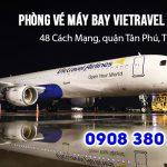 Phòng vé máy bay Vietravel Airlines 48 Cách Mạng quận Tân Phú