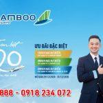 Tạm biệt 2020 – Nhận quà ưu đãi đặc biệt từ Bamboo Airways