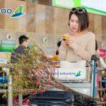 Bamboo Airways triển khai vận chuyển cành đào, cành mai dịp Tết Tân Sửu 2021