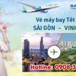 Vé Tết Sài Gòn Vinh hãng Bamboo Airways bao nhiêu tiền ?