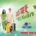 Vi vu Tết – Rước lộc xuân 2021 cùng Bamboo Airways