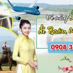 Vietnam Airlines vé tết đi Buôn Mê Thuột bao nhiêu tiền ?