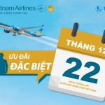 Vietnam Airlines Ưu đãi đặc biệt nhân ngày thành lập Quân đội nhân dân Việt Nam
