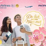 Du lịch thả ga – Đón mừng năm mới cùng Vietnam Airlines