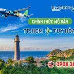 Bamboo Airways mở bán trở lại đường bay TP.HCM – Tuy Hòa