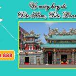 Mua vé máy bay đi Đài Nam (TNN) Đài Loan tại Bình Phước như thế nào
