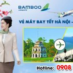 Vé Tết Hà Nội Nha Trang hãng Bamboo Airways bao nhiêu tiền ?
