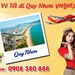 Vé Tết Vietjet Air đi Quy Nhơn bao nhiêu tiền ?