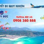 Vietnam Airlines vé tết đi Quy Nhơn bao nhiêu tiền ?
