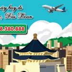 Đại lý bán vé đi Đài Bắc (TPE) Đài Loan tại Quảng Nam