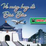 Đại lý bán vé máy bay đi Đài Bắc (TPE) Đài Loan tại Thanh Hóa