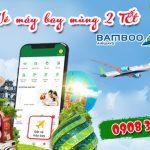 Giá vé Bamboo Airways mùng 2 Tết bao nhiêu