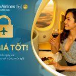 Giữ giá tốt ngay, bay trong tầm tay cùng Vietnam Airlines