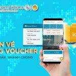 Hành khách Vietnam Airlines bị ảnh hưởng bởi Covid được hoàn vé ra Voucher