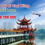 Ở Nghệ An đặt vé máy bay đi Cao Hùng (KHH) Đài Loan được không