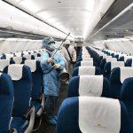 Vietnam Airlines tăng cường biện pháp bảo vệ sức khỏe hành khách bay từ Hà Nội
