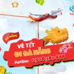Vé Tết Vietjet Air đi Đà Nẵng bao nhiêu tiền ?