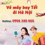 Vé Tết Vietjet Air đi Hà Nội bao nhiêu tiền ?