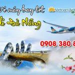 Vietnam Airlines vé tết đi Đà Nẵng bao nhiêu tiền ?