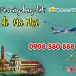 Vietnam Airlines vé tết đi Hà Nội bao nhiêu tiền ?