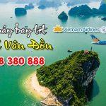 Vietnam Airlines vé tết đi Vân Đồn bao nhiêu tiền ?