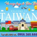 Đại lý bán vé máy bay đi Đài Bắc (TPE) Đài Loan tại Bình Định