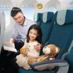 Mua thêm ghế trống để có không gian riêng tư khi bay cùng Vietnam Airlines