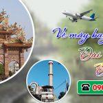 Mua vé máy bay đi Đài Nam (TNN) Đài Loan tại Hậu Giang như thế nào