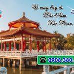 Mua vé máy bay đi Đài Nam (TNN) Đài Loan tại Ninh Bình như thế nào