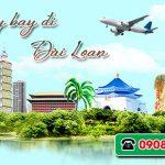 Tại Khánh Hòa mua vé máy bay đi Đài Loan ở đâu