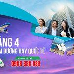Tháng 4 nối lại bay Quốc tế cùng Vietnam Airlines
