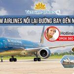 Vietnam Airlines nối lại đường bay đến Nhật, Hàn, Úc