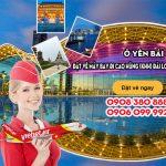Ở Yên Bái đặt vé máy bay đi Cao Hùng (KHH) Đài Loan được không?